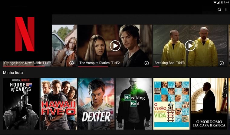 Baixar netflix apk 6.6.0 build 28525 beta