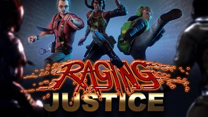 Raging Justice pc
