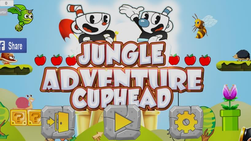 Cuphead Adventure Jungle-apk