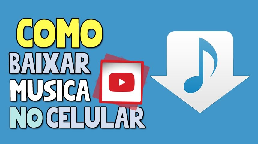 baixar musica do youtube para o celular android