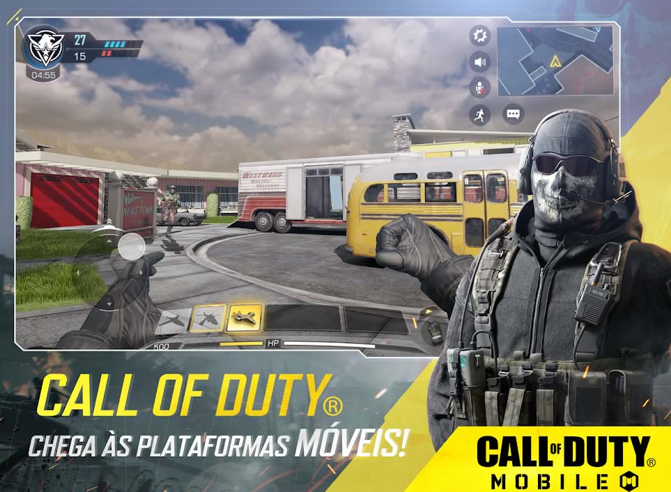Galeria - call of duty mobile oficial