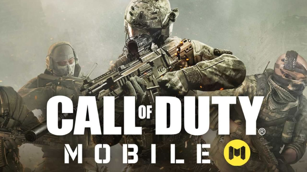 como baixar o Call of Duty Mobile oficial